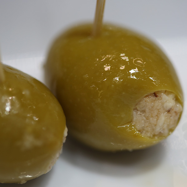 Garlic Stuffed Olives 250g